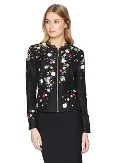 Elie Tahari Women's Marta Jacket  S