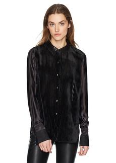 Elie Tahari Women's Martha Blouse  XL