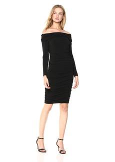 Elie Tahari Women's Naomie Knit Dress  M