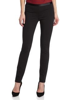 Elie Tahari Women's Nova Double Knit Skinny Pant