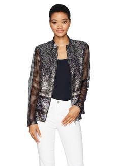 Elie Tahari Women's Orchid Jacket  S