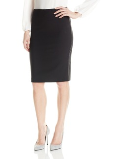 Elie Tahari Women's Penelope Seasonless Wool Pencil Skirt