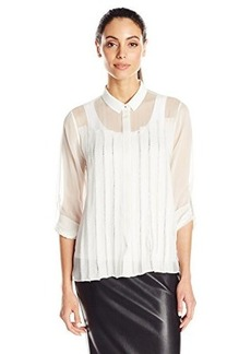 Elie Tahari Women's Poppy Blouse