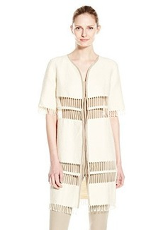 Elie Tahari Women's Rowena Coat