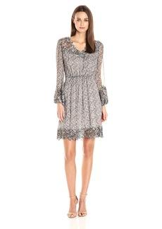 Elie Tahari Women's Tally Dress  L