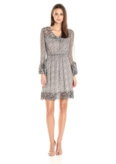 Elie Tahari Women's Tally Dress  XL
