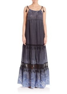 Elie Tahari Yvonne Maxi Dress