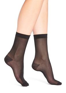 Elie Tahari ElieTahariSheer Trouser Socks