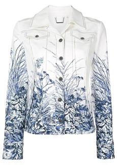 Elie Tahari floral print jacket