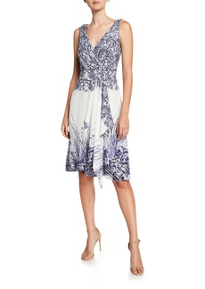Elie Tahari Harlow Sleeveless Dress