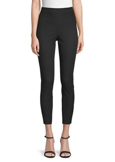 Elie Tahari Jessalyn Bi-Stretch Cotton Pants