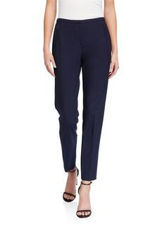Elie Tahari Jillian Slim Wool Pants