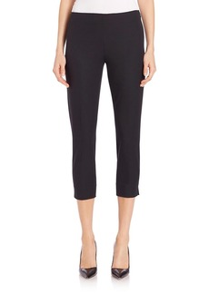 Elie Tahari Juliette Cropped Pants