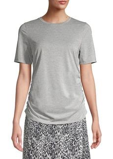 Elie Tahari Laon Ruched T-Shirt
