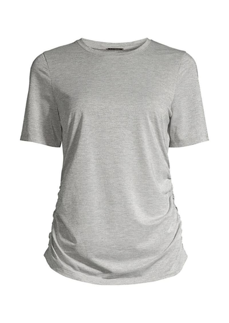 Elie Tahari Laon Ruched T-Shirt
