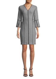 b3132b810d33 Elie Tahari Elie Tahari Adina Embroidered A-Line Dress | Dresses