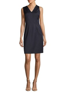 Elie Tahari Linzi Embellished Shift Dress