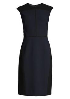 Elie Tahari Lottie Sheath Dress
