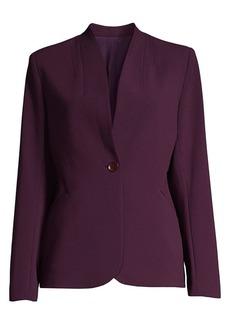 Elie Tahari Lyla Stretch Suiting Jacket