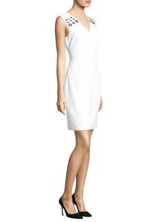 Monica V-neck Dress