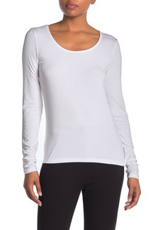 Elie Tahari Netta Long Sleeve T-Shirt