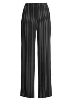 Elie Tahari Odette Shadow Stripe Pants