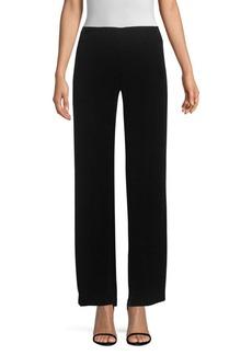 Elie Tahari Odette Silk-Blend Evening Pants