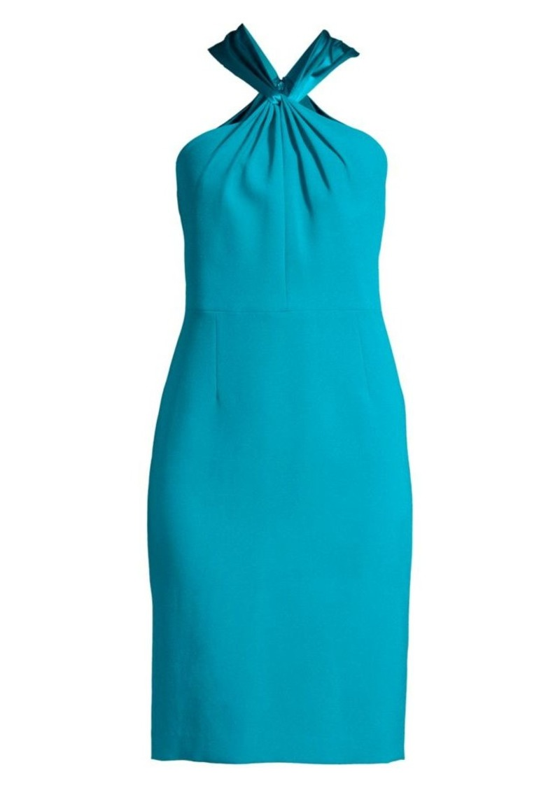 Elie Tahari Shaylynn Tiered A-Line Dress
