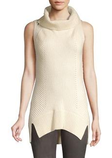 Elie Tahari Susanita Wool & Cashmere Sweater
