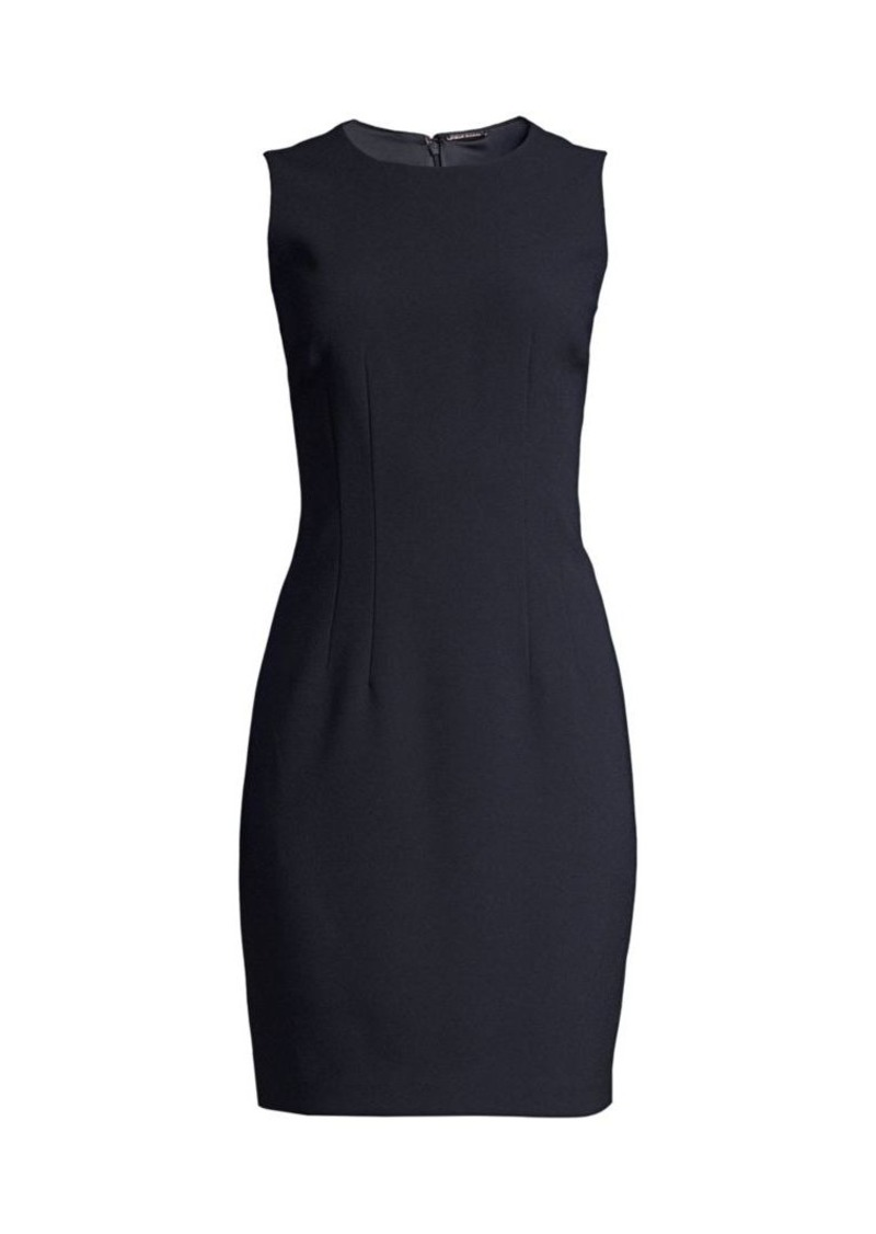 Elie Tahari Tera Sleeveless Sheath Dress