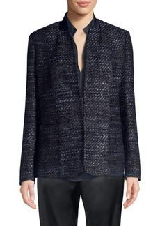 Elie Tahari Tori Tweed Jacket