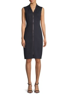 Elie Tahari Verdie Sheath Dress