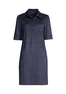Elie Tahari Zahra Shift Shirtdress