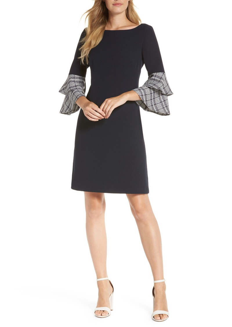 84af084c Eliza J Eliza J Double Ruffle Sleeve Dress | Dresses