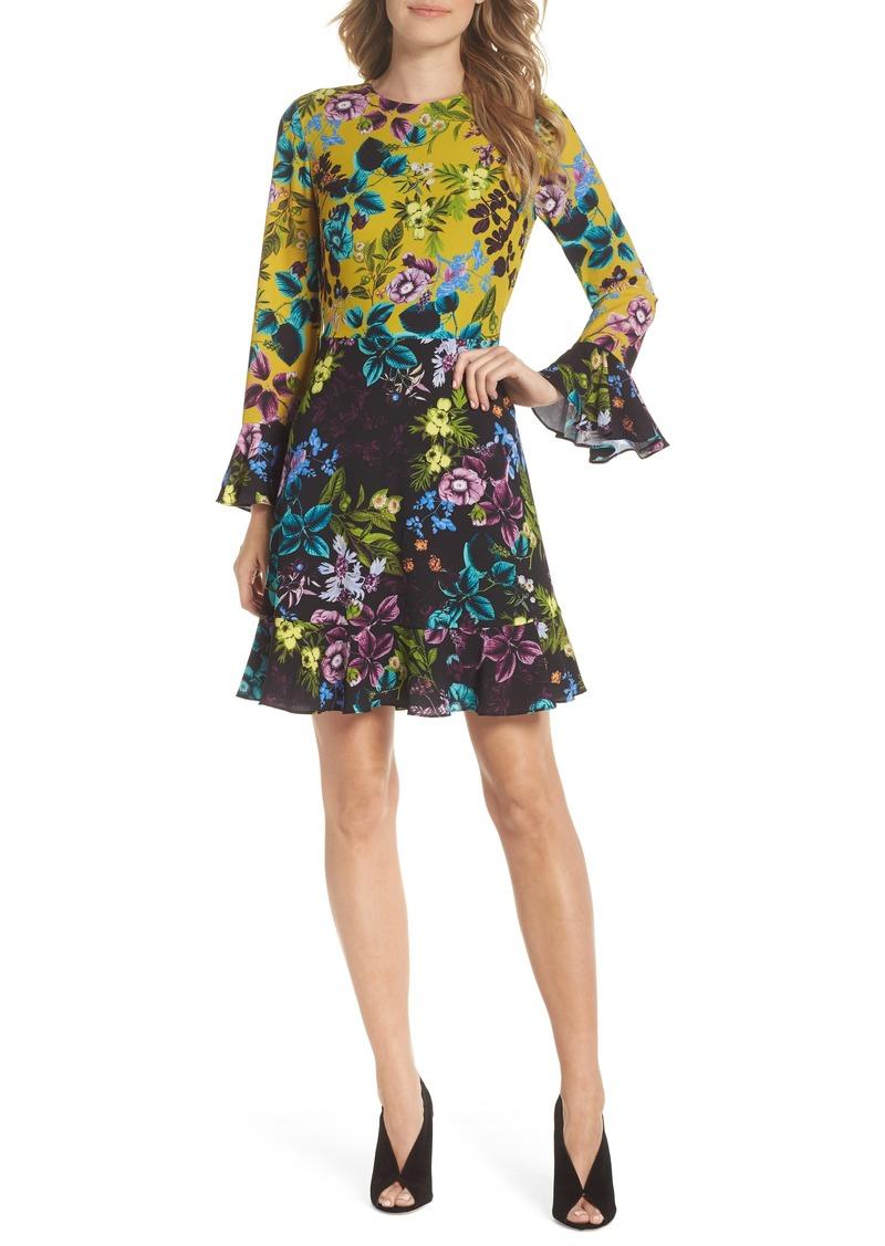6b77b63ec3066 Floral Fit & Flare Dress
