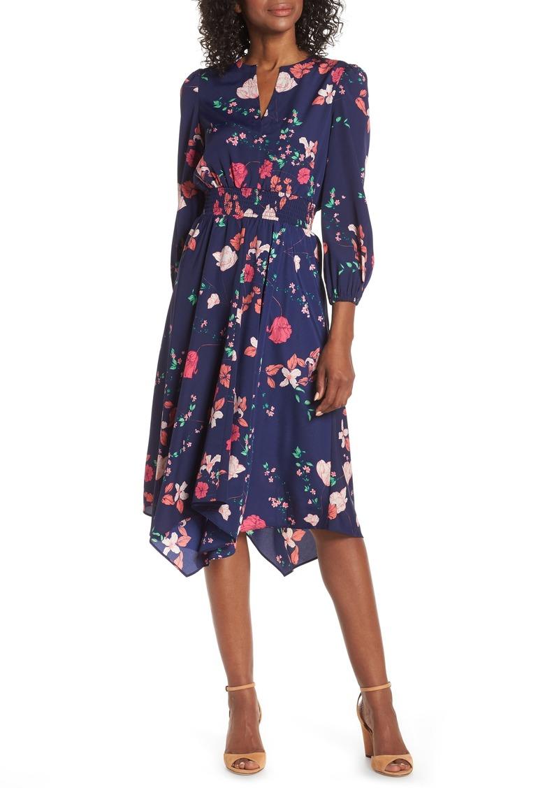 fa40d431e2af SALE! Eliza J Eliza J Poet Sleeve Smock Waist Dress