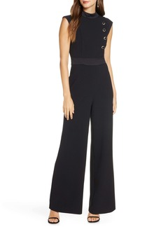 Eliza J Sleeveless Jumpsuit