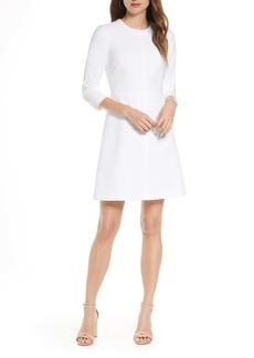 Eliza J Stretch A-Line Dress