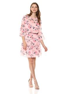Eliza J Women's Floral Print Dress