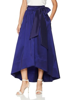 Eliza J Women's High-Low A-line Skirt