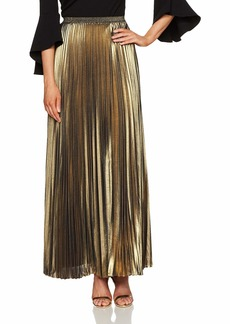 Eliza J Women's Separate Pleated Skirt
