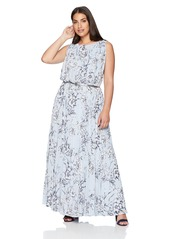 Eliza J Women's Sleeveless Maxi Dress