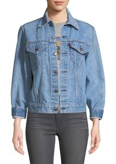 Elizabeth and James Abbey Vintage One-of-a-Kind Denim Jacket