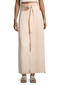 Elizabeth and James Almeria Maxi Wrap Skirt