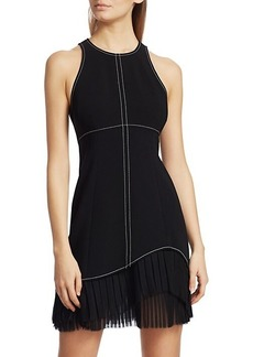 Elizabeth and James Cathy Pleated Tank Dress