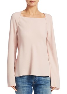 Elizabeth and James Danel Twist Back Top