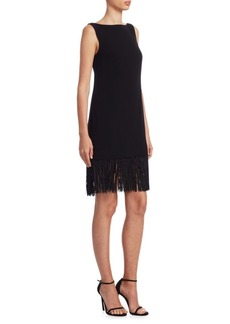 Elizabeth and James Ekon Fringe Dress