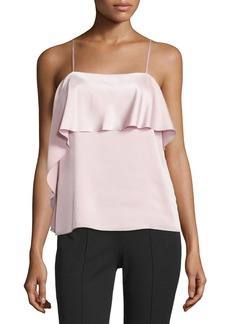 Elizabeth and James Abby Layered Satin Tank