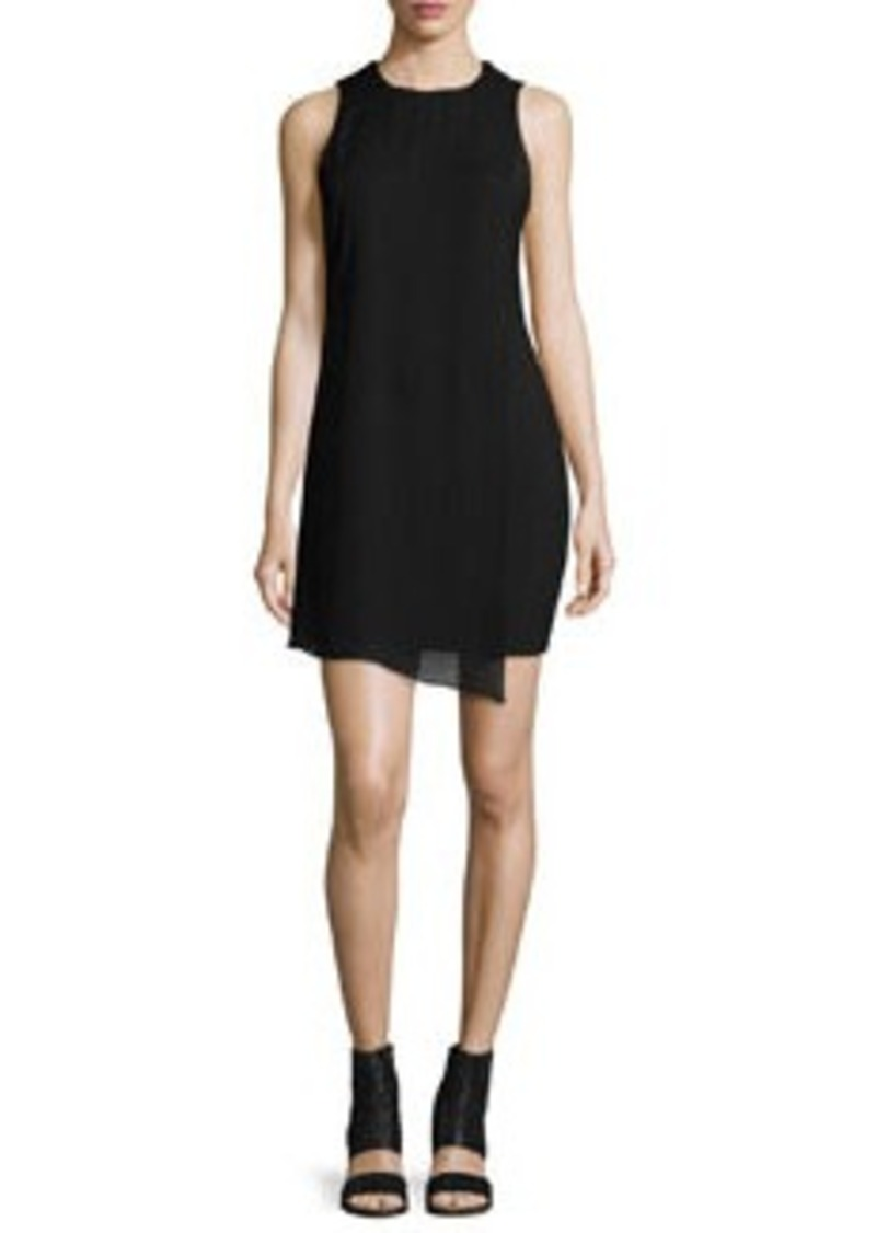 Elizabeth and James Felicia Asymmetric Shift Dress