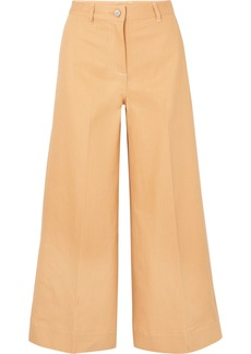 Elizabeth and James Ace High-rise Wide-leg Jeans